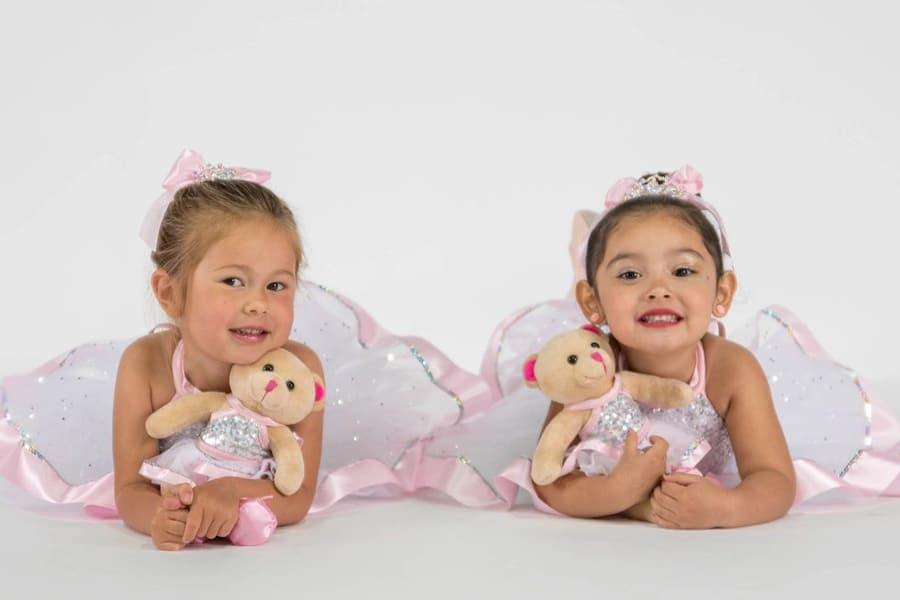 Preschoolers Dance Class