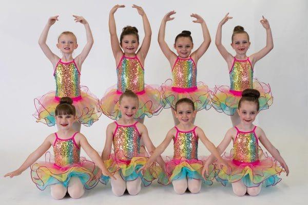 Dance Classes Ages 4-6